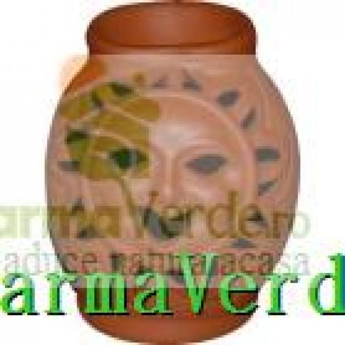 Lampa Candela Soare Maro Ceramica Vitos