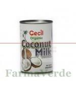 Lapte de cocos Bio Cecil 400 ml Bio Zona