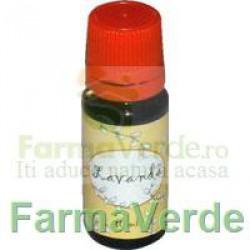Ulei Aromo Lavanda 10 ml Solaris Plant