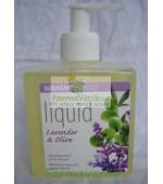 Sapun Lichid BIO din Plante Lavanda si Masline 300 ml Sodasan
