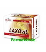 Laxovit 40 cps Laxativ Natural FarmaClass