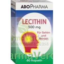 Lecitina 500 mg 60 Cps Abo Pharma