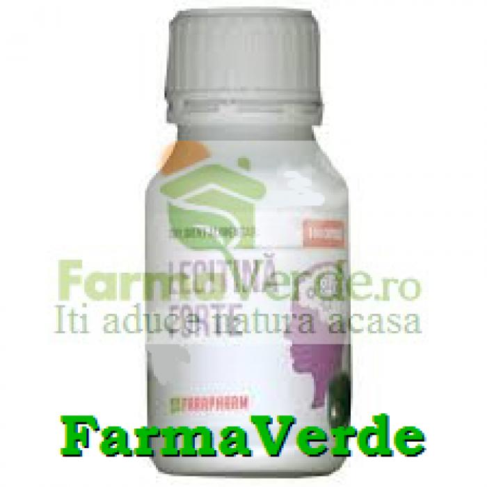 Lecitina Forte 1200 mg 100 capsule Quantum Pharm
