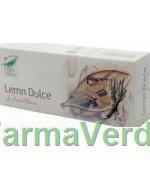 Lemn dulce 30 capsule Medica ProNatura