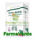 Lemn Dulce 30 capsule Vita Care