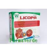 LICOPA Protectie Cardiovasculara 30 capsule Sun Wave Pharma