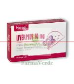 Liverplus Ficat Sanatos 70 mg 80 comprimate Bioeel