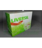 LIVERSIL Afectiuni Hepatice 30 capsule Sun Viro Pharma