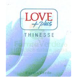 Love Plus Prezervative Thinesse 3 bucati