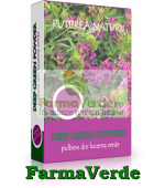 Lucerna Verde Pulbere 150 gr Deep Green Powder