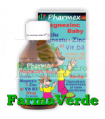 Magnezinc Baby Sirop 100 ml Pharmex