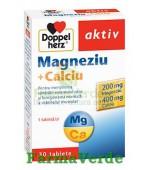 Doppelherz Aktiv Magneziu + Calciu 30 tablete