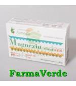 Magneziu citrat +Vitamina B6 30 Comprimate Remedia