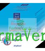 Zdrovit Magneziu Forte + Vitamina B6 20 de plicuri
