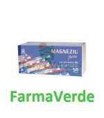 Biofarm Magneziu forte+vitamina B6 50 drajeuri