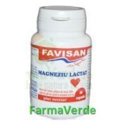 Magneziu lactat 40 cps Favisan
