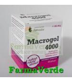Macrogol 4000 20 plicuri Laboratoarele Remedia