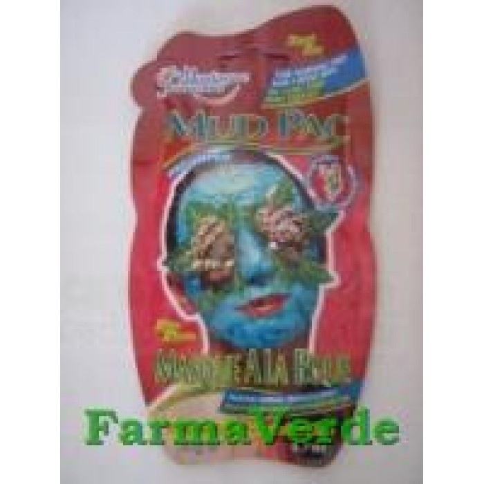 Masca Fata cu Namol de la Marea Moarta 20 gr Sarah Farm