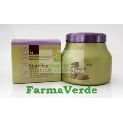 Masca SILKAT Nutritivo 250 ml Bes Romania