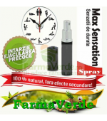 Max Sensation Spray Intarzie Ejacularea Precoce 10 ml Sanito