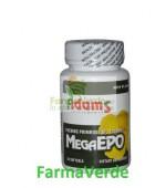 MEGAEPO Ulei de Luminita Noptii 1300 mg 30 cps Adams Vision