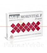 Meko Morivital F Amionoacizi,Vitamine 20 capsule Top Pharma