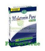 Melatonina Pura 5 mg 60 comprimate Esitalia