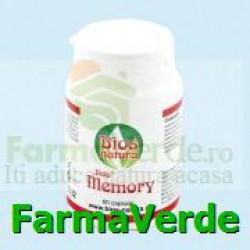 Memory 60 capsule Bios Natura