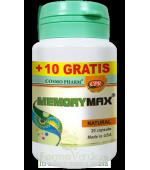 PROMO! MEMORY MAX 30 cps+10cps GRATIS! Cosmopharm