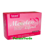 Menoless Lifenol Menopauza 30 Comprimate Bioeel