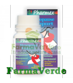 MENOPAUSE SUPPORT 60 cpr Pharmex