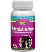 Mental Herbal 60 Capsule Indian Herbal