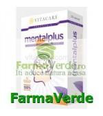 Mentalplus Ginseng 30 capsule Vita Care