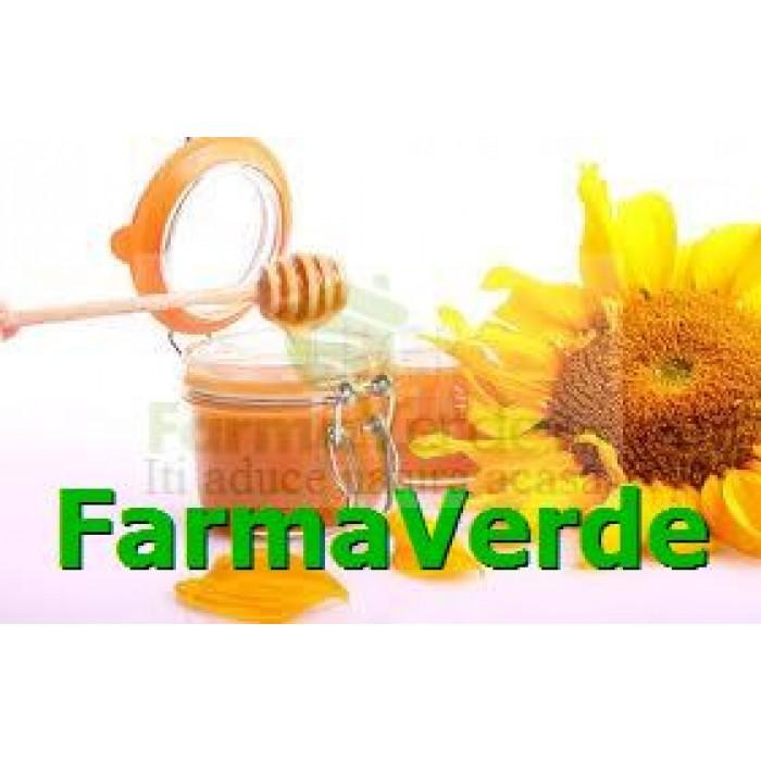 Miere Floarea Soarelui 400 gr Apidela Euro Apicola