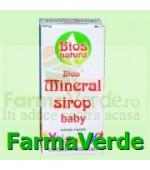 Mineral baby sirop 100ml Bios Natura