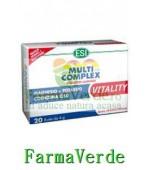 Multicomplex Vitality 20 doze Esitalia