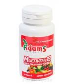 Multivita13 90 tablete Adams Vision