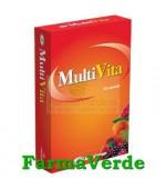 Multi Vita Vitamine si Minerale 20 capsule Amniocen