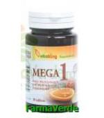 Multivitamina cu absorbtie prelungita 30 comprimate Vitaking