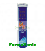 Zdrovit Multivitamine + Fier 20 cpr eff
