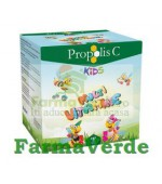Propolis C Multivitamine Kids - Copii 20 plicuri Fiterman Pharma
