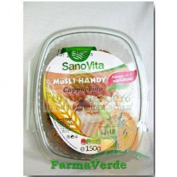 Musli Handy Capuccino 150 gr SanoVita