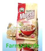Musli Fin Quinoa cu Merisor BIO 450 gr Barnhouse Naturprodukte