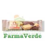 Napolitana Crema de Cacao Fara Zahar 20 gr Sly Nutritia Diet