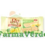 Napolitana Crema Lamaie si Fibre 40 gr Sly Nutritia Diet