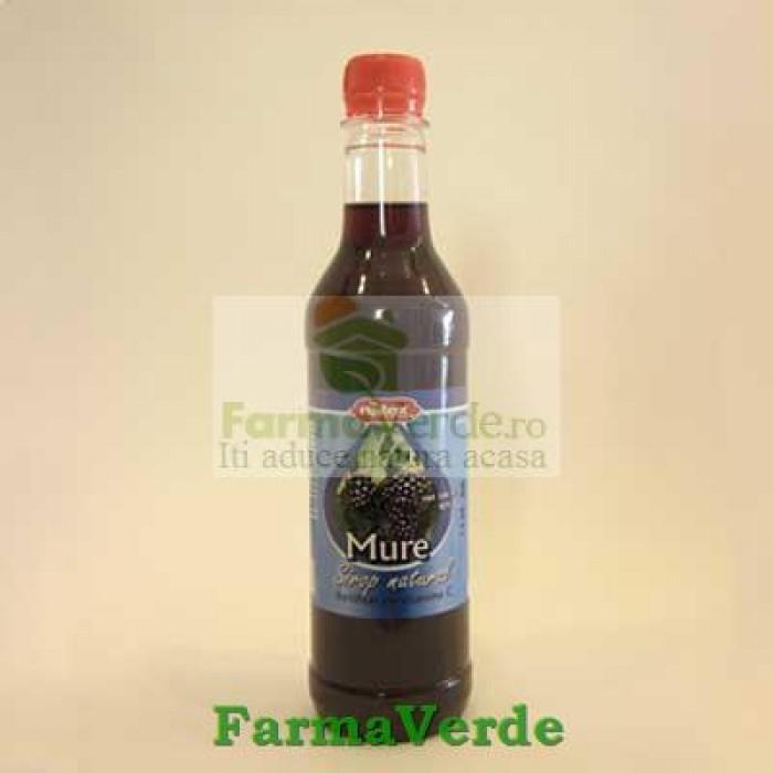 Sirop Natural Mure 500 ml Natex