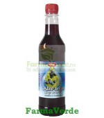 Sirop Natural Afine Negre 500 ml Natex