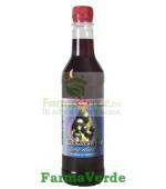 Sirop Pasteurizat Coacaze Negre 500 ml Natex