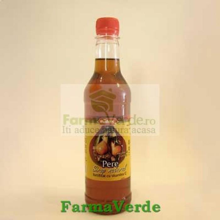 Sirop Pasteurizat Pere 500 ml Natex