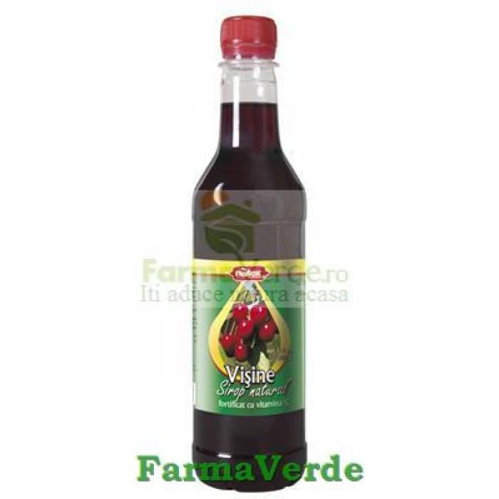 Sirop Natural Visine 500 ml Natex